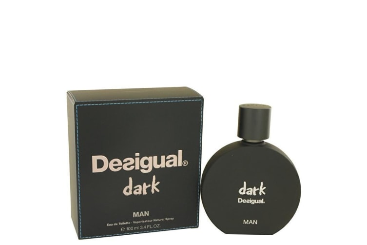 Desigual Desigual Dark Eau De Toilette Spray 100ml/3.4oz
