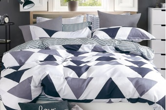 Gioia Casa Twain Quilt Cover Set (Queen)