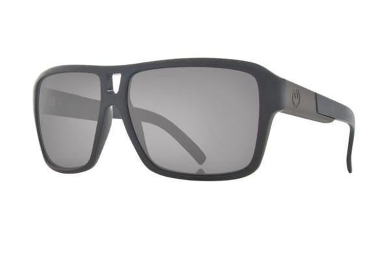 Dragon DR The Jam Matte H2O 22511-012 Matte Black H2O Mens Womens Sunglasses