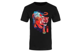 Unorthodox Collective Mens Tora Premium T-Shirt (Black)