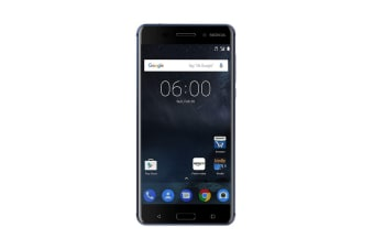 Nokia 6 TA-1021 (64GB, Blue)