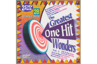 Various ‎– The Greatest One Hit Wonders PRE-OWNED CD: DISC EXCELLENT