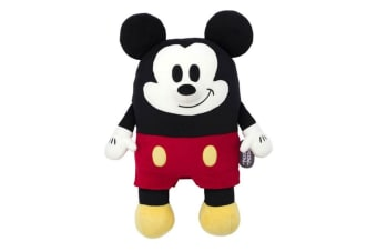Mocchi Mocchi 44cm Mickey Mouse Plush/Stuff Toy/Doll/Pillow for Kids/Children