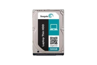 "Seagate Momentus 500GB - 7200RPM 2.5"" 7mm Thin Internal Notebook Hard Drive -SATA3  - 32 MB Buffer("