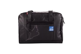 "Golla Luna Style Carry Bag for 16"" Laptop/Notebook - Black 2 compartments inside for storing laptop"