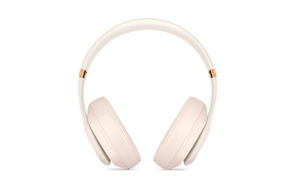 Beats Studio3 Wireless Over-Ear Headphones (Porcelain Rose)
