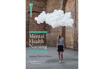 Mental Health Nursing with Online Study Tools 12 months