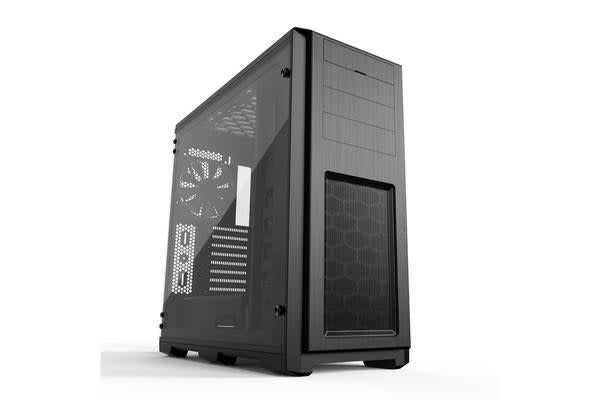 Phanteks Enthoo Pro Full Tower (Black) Chassis With Tempered Glass Window
