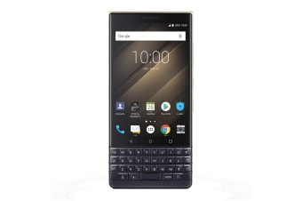 BlackBerry KEY2 LE Dual SIM BBE100-4 (64GB, Champagne)