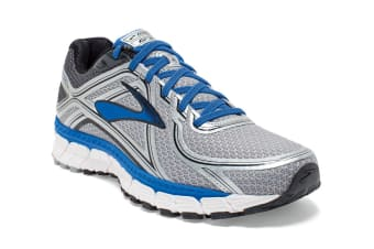 0b5ea38fbc143 Brooks Men s Adrenaline GTS 16 Shoes (Silver Electric ...