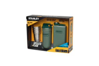 Stanley Adventure Hip Flask and Shot Glass set