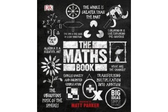 The Maths Book - Big Ideas Simply Explained