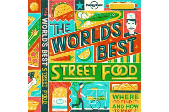 The Lonely Planet Book of World`s Best Street Food