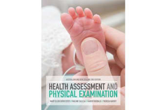 Health Assessment & Physical Examination - Australian & New Zealand Edition with Online Study Tools 24 months