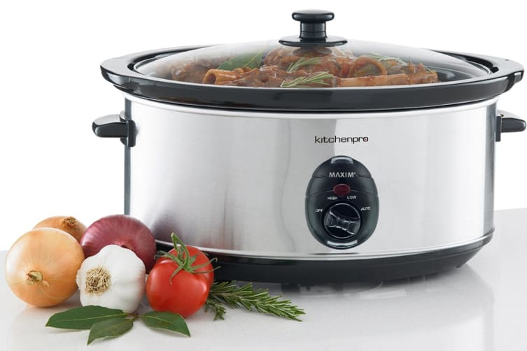 Maxim 6L Slow Cooker (MSC600)