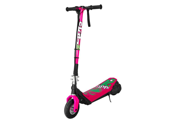 Go Skitz Folding 2.0 Electric Scooter (Pink)