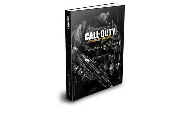 Call of Duty - Advanced Warfare Limited Edition Strategy Guide