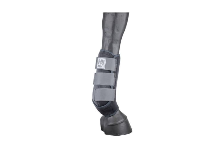 HyIMPACT Sport Support Boots (One Pair) (Black) (L)