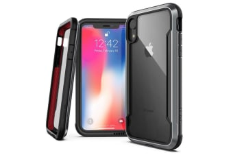 X-Doria Defense Drop Case Protection Cover Protector for Apple iPhone XR Black