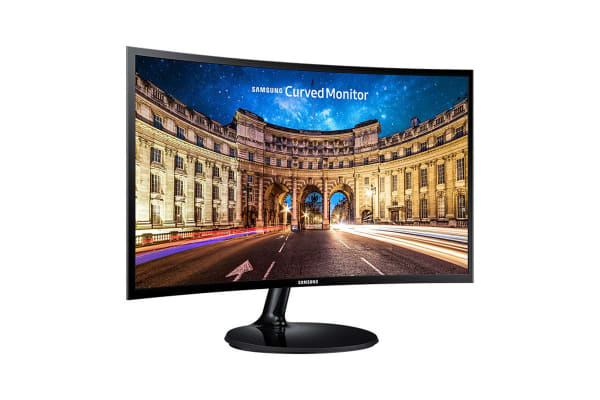 "Samsung 27"" 16:9 1920X1080 Full HD VA Curved LED Monitor (LC27F390FHEXXY)"