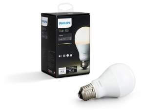 Philips Hue White Light Bulb 9.5W A60 E27