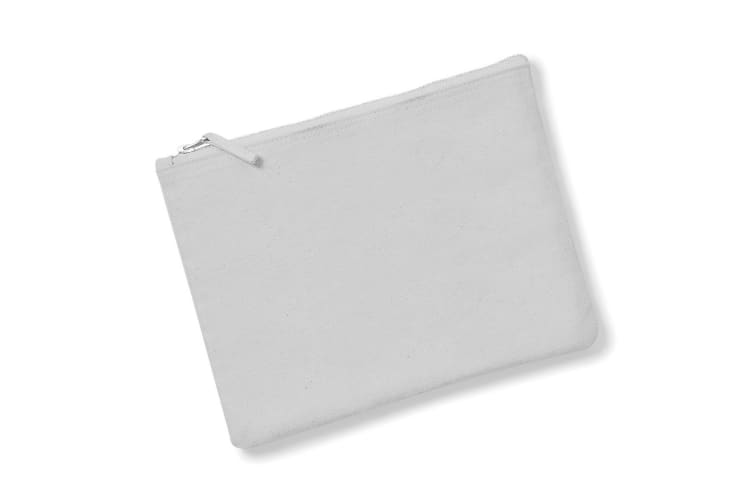 Westford Mill Canvas Accessory Case (Light Grey) (XS)