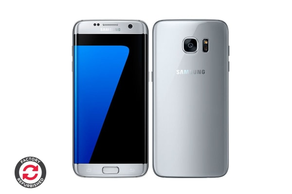 Samsung Galaxy S7 Edge - Refurbished (32GB, Silver)
