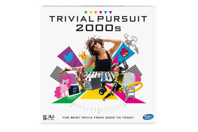 Hasbro Trivial Pursuit 2000's