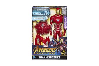 Avengers: Infinity War Iron Man Power Pack Titan