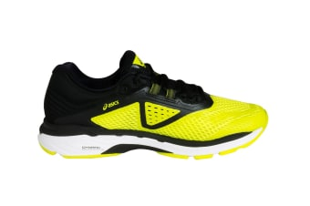 ASICS Men's GT-2000 6 Running Shoe (Sulphur Spring/Black/White)