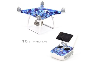 PGY Tech Phantom 4 PRO 3M Scotchcal Skin CA6