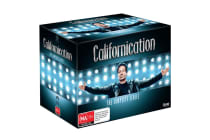 Californication: The Complete Collection DVD