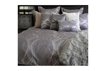 Marcel Quilt Cover Set Queen by Metropolitan Homewares