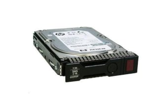 "HP Genuine Spares 3TB SAS 7.2k 6G 3.5"" Dual Port"