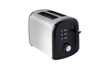 Westinghouse 2 Slice Toaster - Stainless Steel