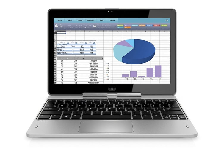 "HP 11.6"" EliteBook Revolve 810 G3 Convertible with Pen (128GB SSD, i5, 4GB RAM)"