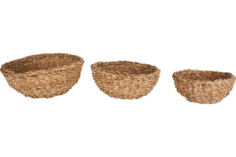 Yeppoon Sea Grass Mini Bowls Set of 3