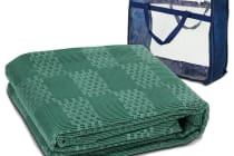 Heavy Duty Annex Matting 6 x 2.5M (Green)