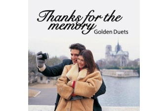 Thanks For The Memory Golden Duets BRAND NEW SEALED MUSIC ALBUM CD - AU STOCK