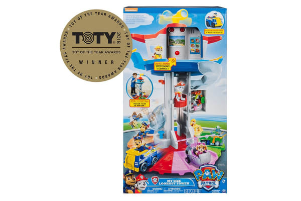 Paw Patrol Lifesized Lookout Tower Playset
