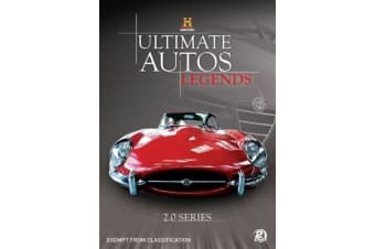 Ultimate Autos - Legends 2.0 Series -Educational Series DVD NEW