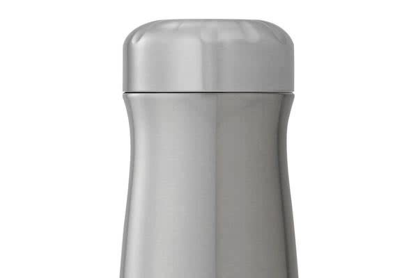 S'well Insulated Bottle Traveller Shimmer Collection 590ml Silver Lining