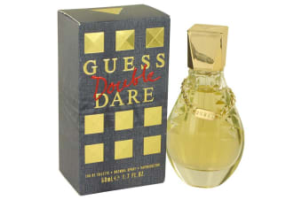 Guess Guess Double Dare Eau De Toilette Spray 50ml/1.7oz
