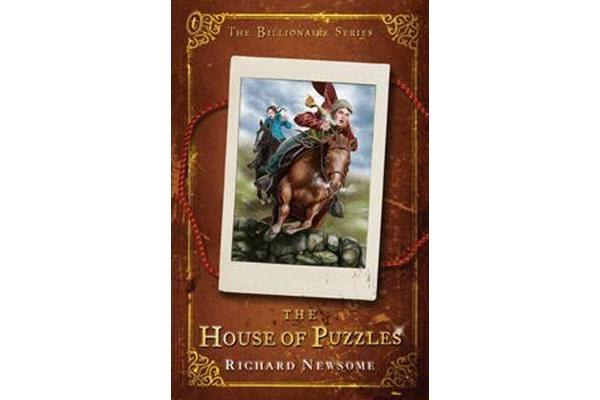 House Of Puzzles, The - Billionaire Book V