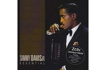 Essential Sami Davis Jr. BRAND NEW SEALED MUSIC ALBUM CD - AU STOCK