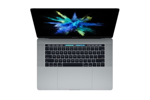 """Apple 15"""" MacBook Pro with Touch Bar (2.8Ghz i7, 256GB, Space Grey) - MPTR2"""