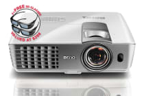 BenQ Full HD 3D Home Theatre Projector with 2 x Free 3D Glasses (W1080ST)