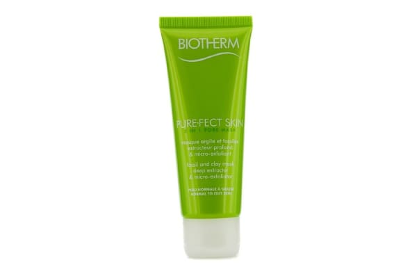 Biotherm Pure.Fect Skin 2 in1 Pore Mask (Normal to Oily Skin) (75ml/2.53oz)