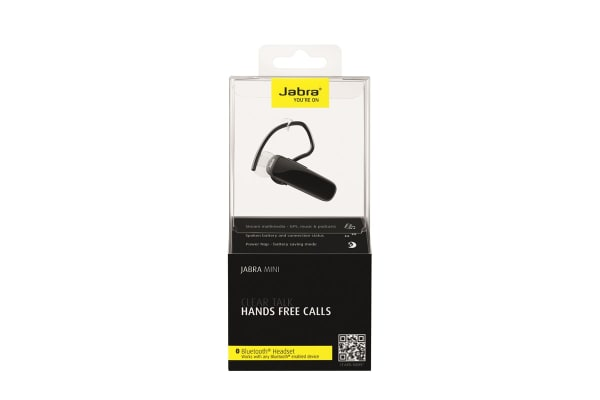 Jabra Mini Bluetooth Headset (Black)