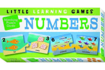 Matching Puzzle Cards: Numbers - Numbers